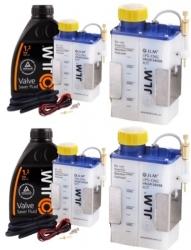 JLM VALVE SAVER KIT 4PACK- ochrana ventilů motoru na LPG v balení pro servisy