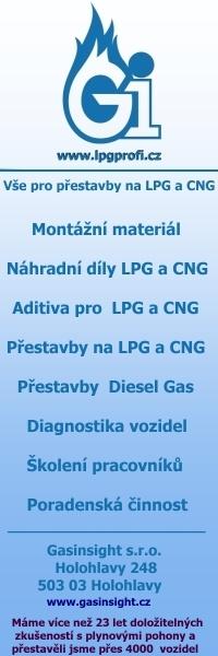 Vše pro přestavby LPG a CNG LPGPROFI