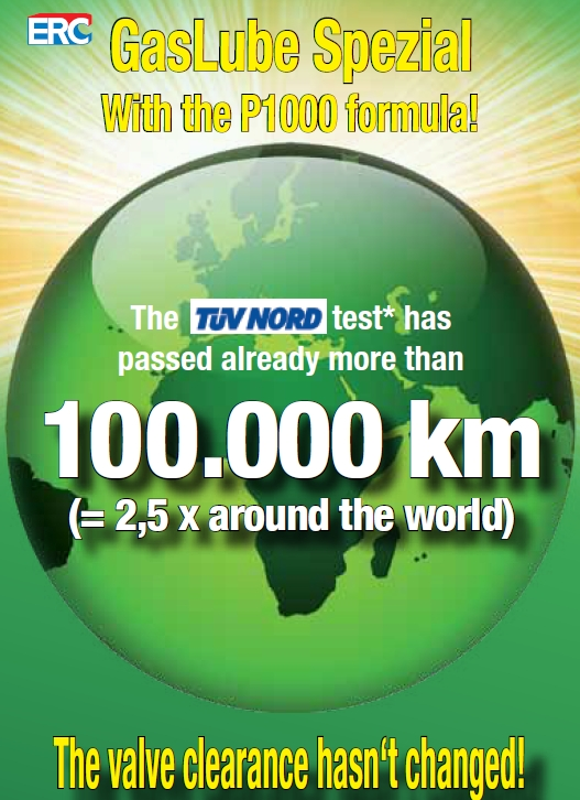 100tisíc km na LPG s Gaslube bez problémů