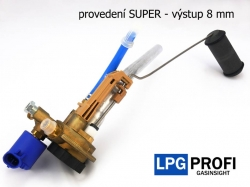Multiventil LPG externí 300/0° EX SUPER 8mm TOMASETTO