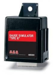 Emulátor hladiny paliva AEB393 pro Peugeot a Citroen s OBD/CAN
