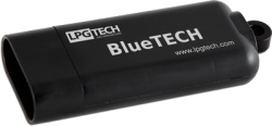Interface BLUETOOTH LPGTECH