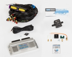 LPGTECH minikit T-324OBD jednotka s podporou OBD, filtr, snímač hladiny
