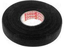 Páska textilní lepící izolační TESSA 19mm/25m