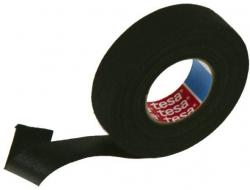 Páska textilní lepící izolační TESSA 15mm/25m